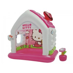 Игровой центр Дом Hello Kitty, 137 х 109 х 122 см.