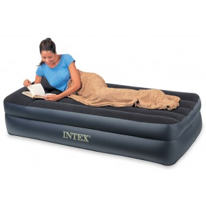 Intex Pillow Rest Raised Bed, 99х191х(42)47 см