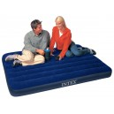 Надувной матрас Intex Classic Downy Bed, 137х191х22 см.